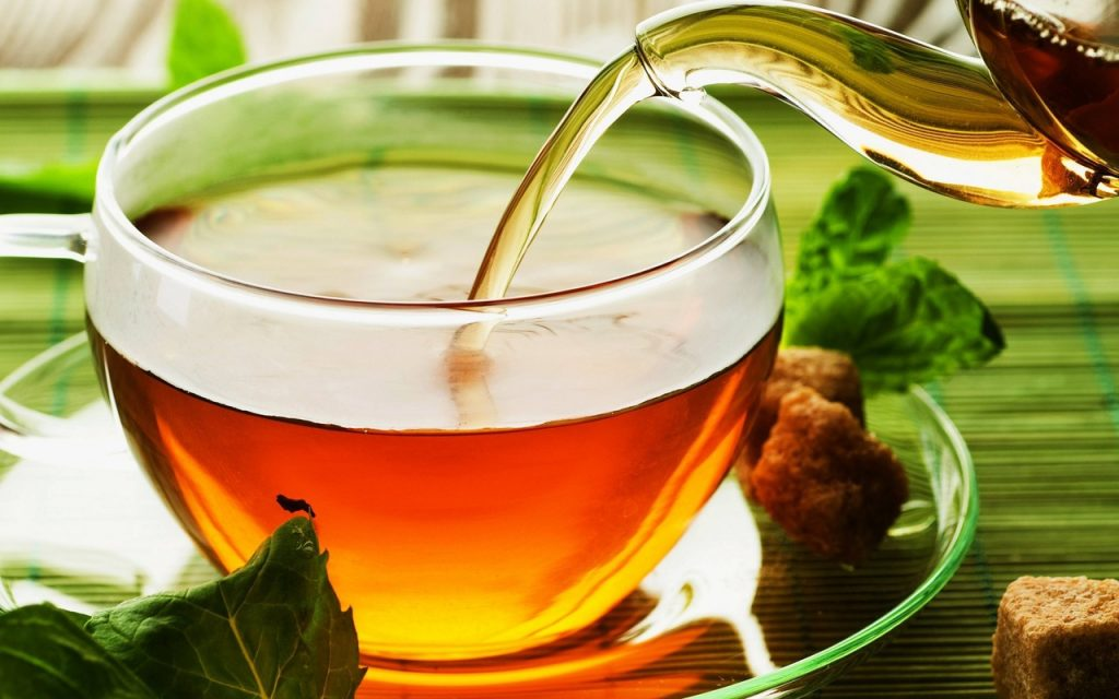Detox Tea Recipes