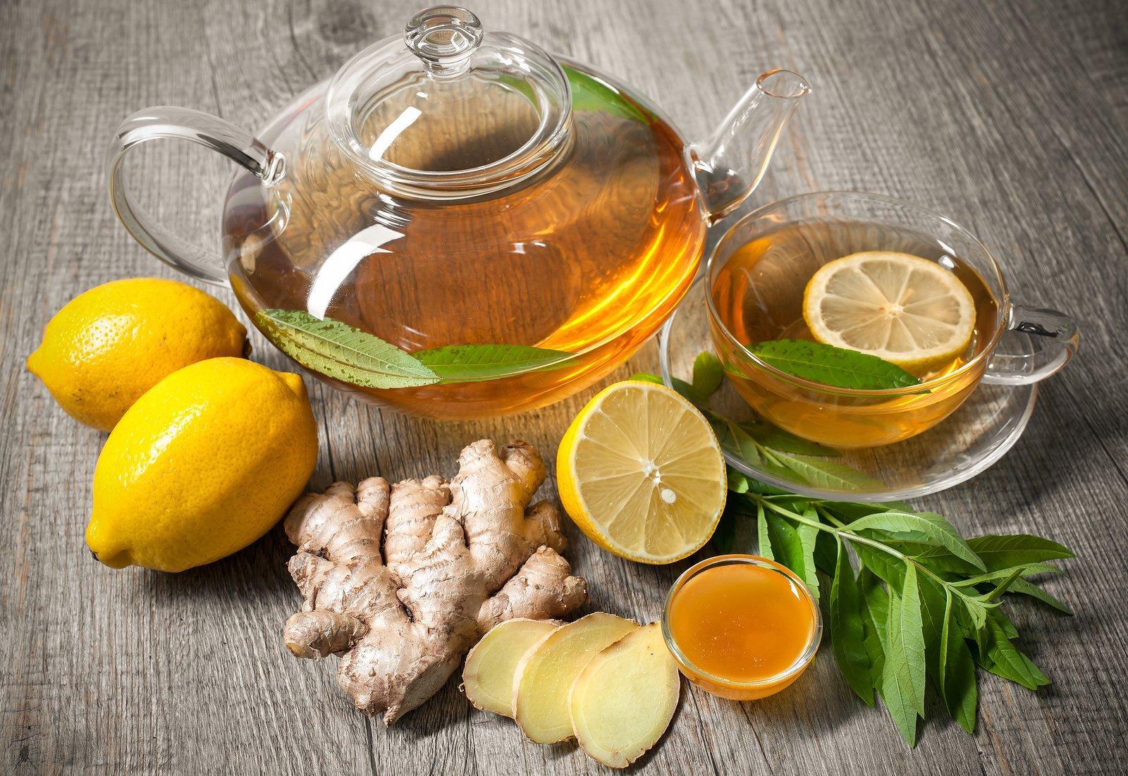Detox Tea Recipes