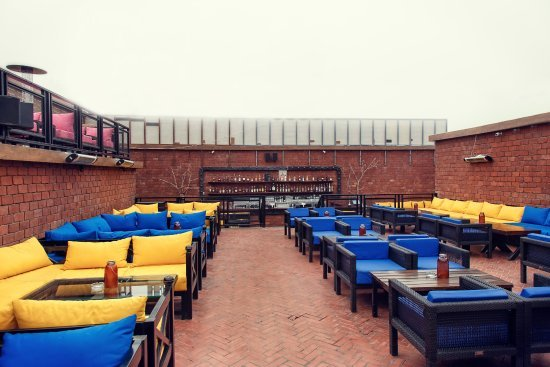 Cafes in Delhi with the Best View