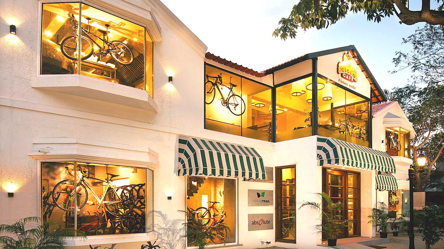 best themed restaurants in delhi 10