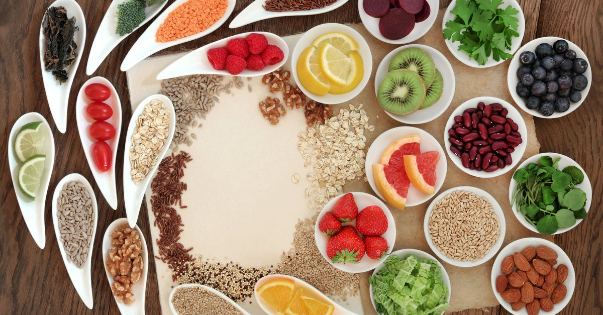 Food Sources High In Dietary Fibre