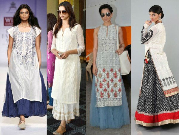 How to Style Kurtas