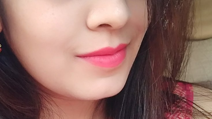 Lakme Absolute Lip Pout Matte