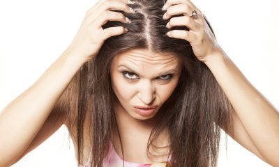 Get Rid of Dandruff with Baking Soda (1)