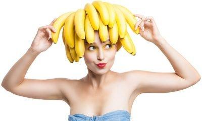 banana hair mask