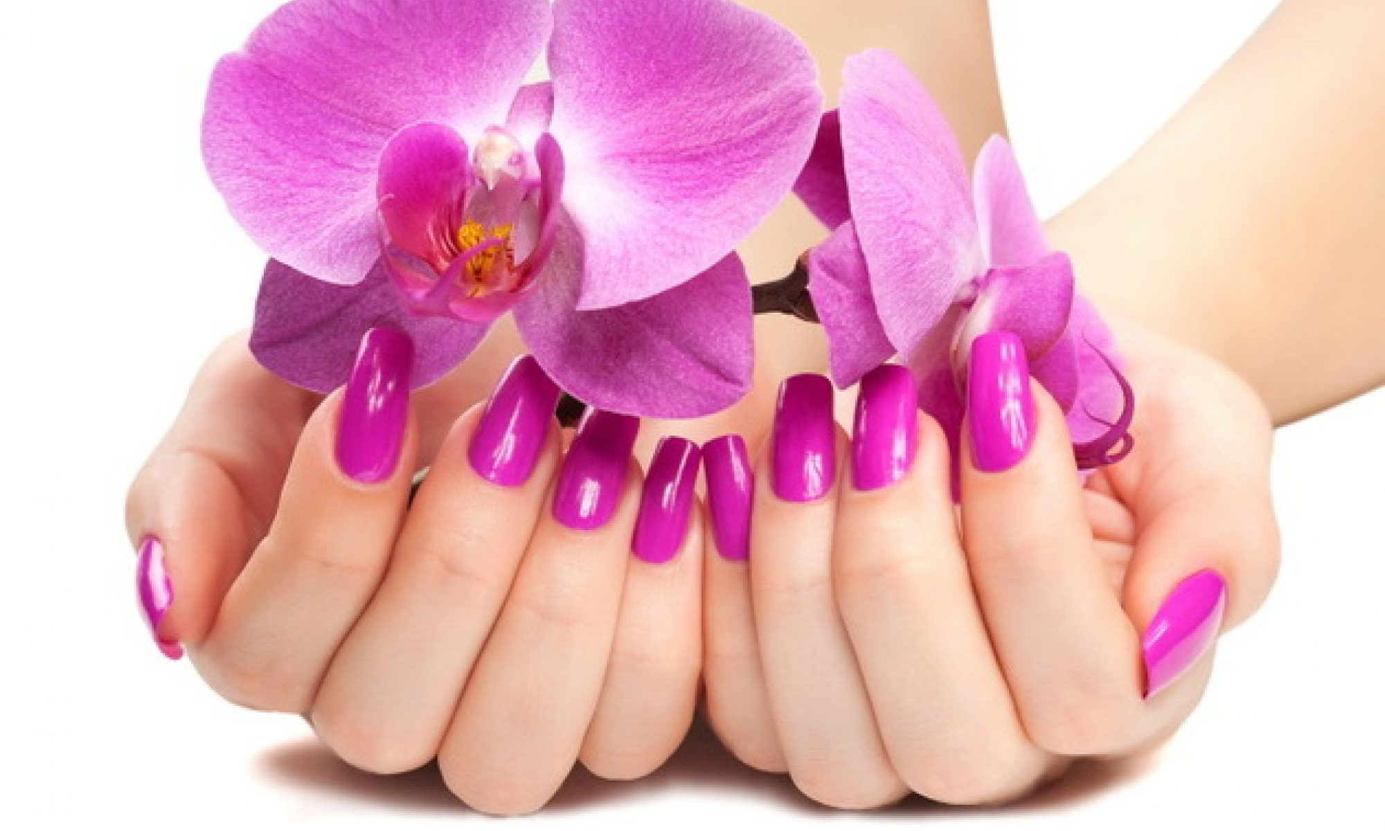 how to get acrylic nails off using acetone