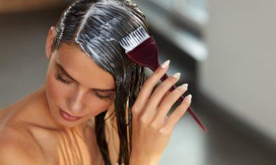 Mayonnaise Hair Treatment