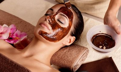 chocolate face masks
